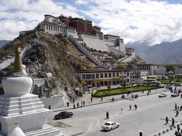 LHASA TOUR FLY IN & OUT