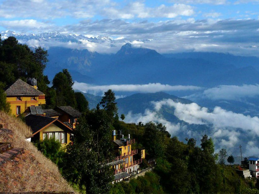 Nagarkot - Balthali Village Trek