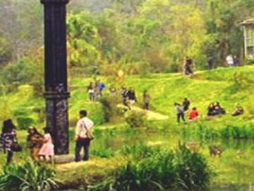 Botanical Garden And Phulchowki Hill