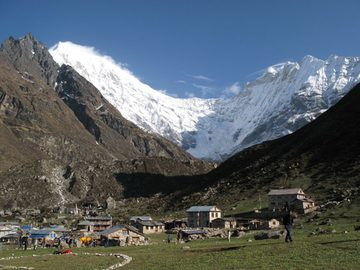 Langtang Valley Trek and Tamang Heritage