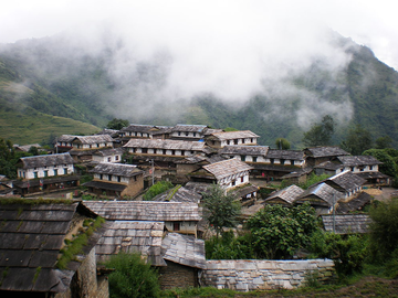 Ghandruk Trek 03 Days