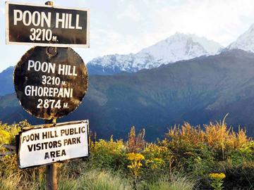 Ghorepani Poonhill Trek 10 Days
