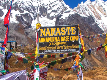Annapurna Base Camp Trek – 16 days