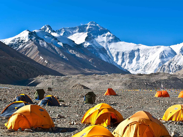 Tibet Mt. Everest Base Camp Group Tour